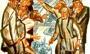 «Кому на Руси жить хорошо»: характеристика героев