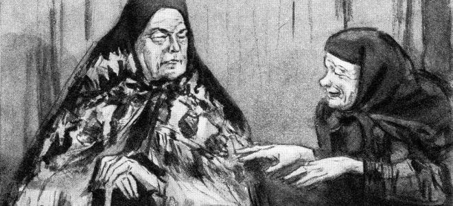 Характеристика Кабанихи в пьесе «Гроза»