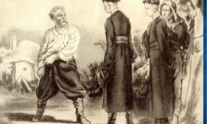 Главные герои «Тараса Бульбы»