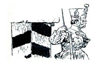 «Человек на часах» (главные герои)