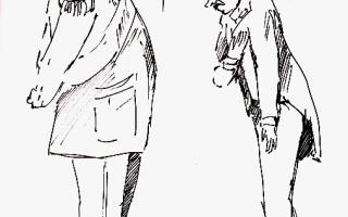 Главные герои рассказа Чехова «Смерть чиновника»