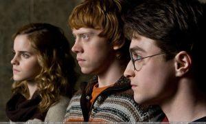 «Гарри Поттер» (главные герои серии)
