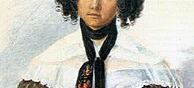 Характеристика и образ Волконской в поэме «Русские женщины»