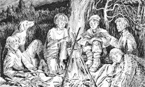 «Бежин луг»: главные герои