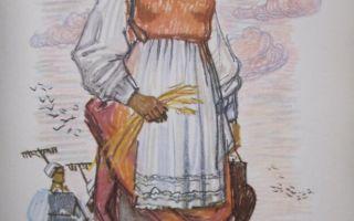 Характеристика и образ Матрены Тимофеевны в поэме «Кому на Руси жить хорошо»