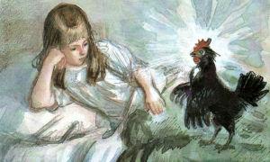 Погорельский. «Чёрная курица, или Подземные жители»: главные герои