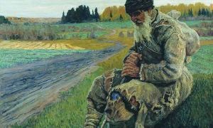 Герои рассказа Платонова «Юшка»